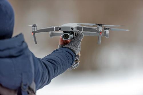 Prise de vue par drone en Provence